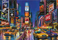 Educa New York Times Square 1000 pieces  Nocturnal Puzzle for toy