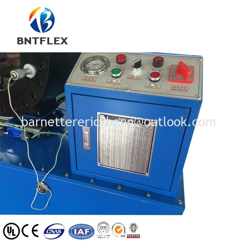 BNT 6 hüvelykes hidraulikus préselő gép 18 - Elektromos kéziszerszámok - Fénykép 6