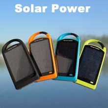 8000mAh Waterproof Photo voltaic Energy Financial institution Twin USB Photo voltaic Charger For All Cellular Cellphone Transportable LED Lighting Photo voltaic Backup Battery