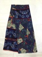 Tulle de soie imprimée tissu d'été fruits tissu imprime robe soie mousseline de soie tissu en gros tissu de soie tissu minky matériel LX0582