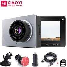 Xiaomi YI Smart Dash камера автомобильный dvr 165 градусов 1080 P 60fps автомобильный детектор 2,7 «ADAS безопасное напоминание Dashcam [Международное издание]