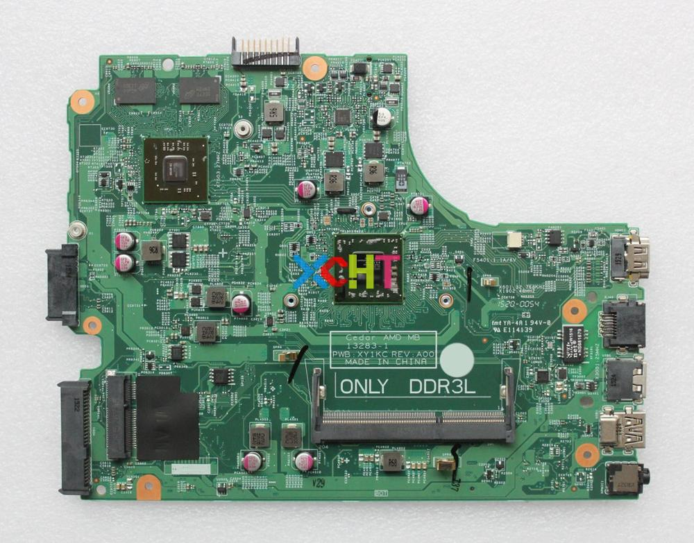 For Dell 3542 F594Y 0F594Y CN 0F594Y 13283 1 PWB : XY1KC A4 6210 DDR3L 216 0841084 Laptop Motherboard Mainboard Tested