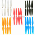 New syma X8 X8C X8W X8G axis remote control airplane propeller fan blade main blade red and black and white orange X8C-05-06