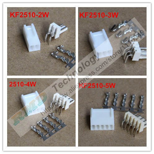 50sets/lot KF2510 -2-12W,50pcs right angle Pin header + 50pcs housing + 50sets terminal pin 2.54 mm connector 2,3,4,5,6,7,8-12p 50pcs lot kf2510 kf2510 4y female connector housing 2 54mm 4pin free shipping