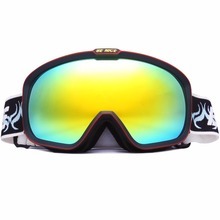 BE NICE ski goggles snowboards high coverage cylindrical snow glasses snowboard goggles anti fog for adlut 3400