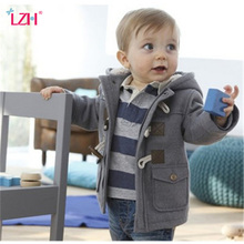 Infant Baby Jacket 2020 Autumn Winter Jacket