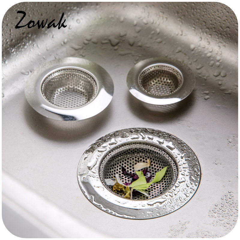 Stainless Steel Bathroom Bathtub Sink Waste Stopper