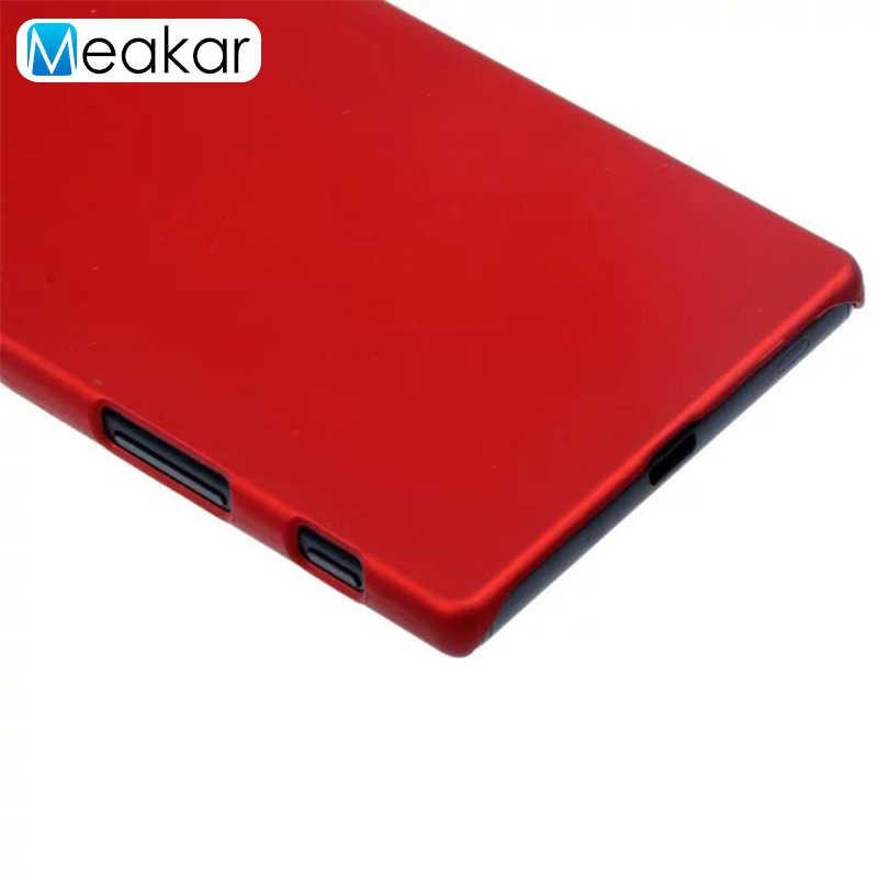 Coque כיסוי 5.5For Sony Xperia Z5 פרימיום מקרה עבור Sony Xperia Z5 פרימיום כפולה E6833 E6883 E6853 טלפון חזרה Coque כיסוי מקרה