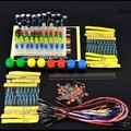 Free Shipping 2016 new Electronics Fans Components Package Element Parts Kit Set For Arduino