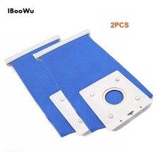 2 шт. многоразовый мешок для сбора пыли для samsung DJ69-00420B VC-6025V SC4180 SC4141 SC61B3 VC-6013 SC5491 SC6161 пылесос Запчасти