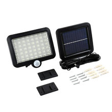 Waterproof Outdoor LED Solar Lamp