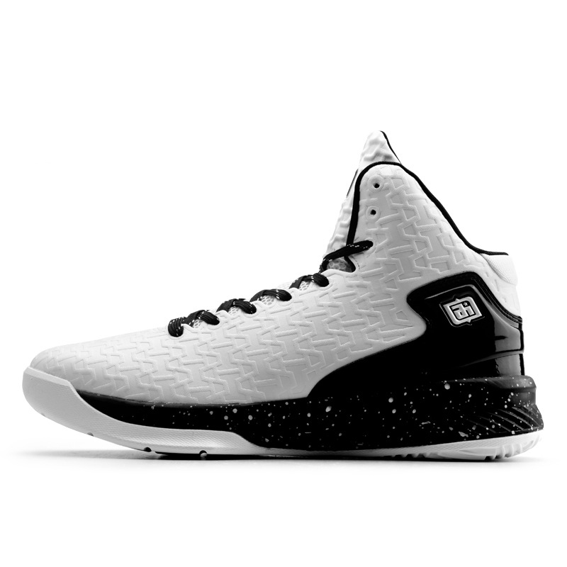 basket homme 2017 New Arrival Men Basketball Shoes Athletic basquete Sport Sneakers Breathable Cushioning Basketball Boots peak sport professional men women basketball shoes cushion 3 revolve tech sneaker breathable athletic ankle boots size eur 40 48