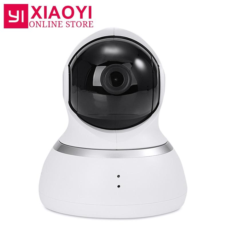 [Édition internationale] Yi 1080 p Dôme Caméra XIAOMI YI Caméra Dôme Pan-Tilt Contrôle 112 Large angle 360 Degré WIFI IP Webcam