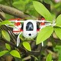 Hot GTeng T902C 720 P HD Câmera 4CH 6 Axis Gyro Sem Cabeça RC Helicóptero com Uma Tecla de Retorno RC Quadcopter RTF
