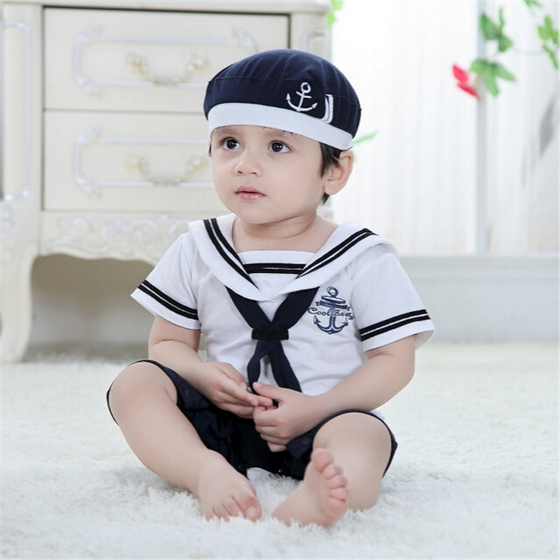 24a8c31dc Emmababy baby boy girl Hot Newborn Clothes Bebe Clothes cool tie ...
