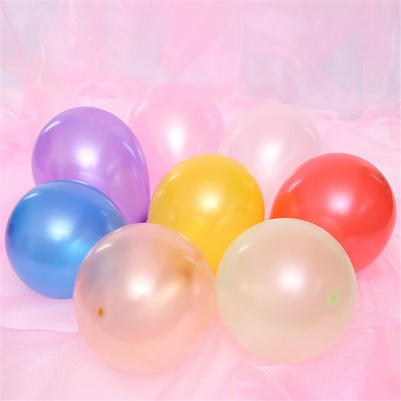 Pearl Latex 5pcs Mouse Head Balloon Multicolor Celebrate Wedding//Birthday Party