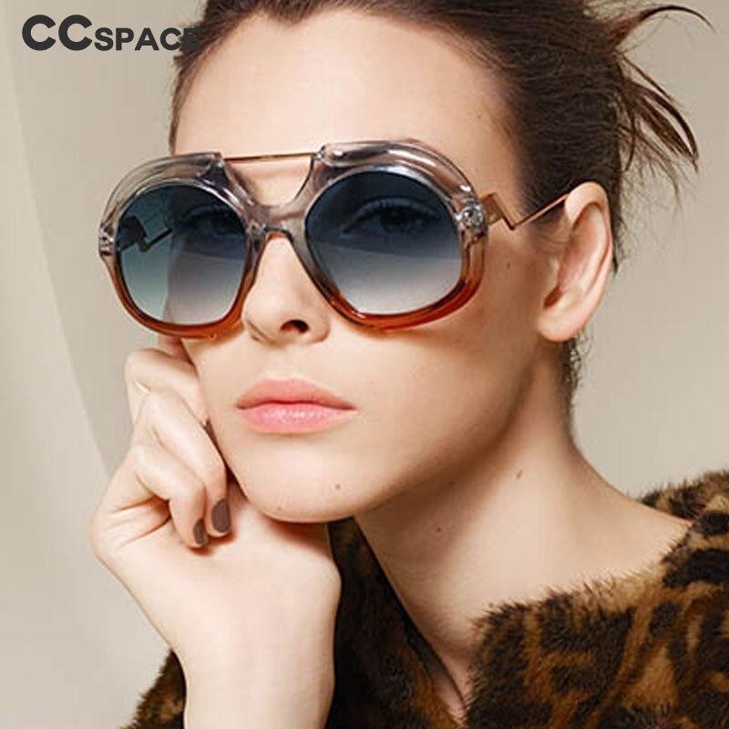 Women Retro Sunglasses Men Fashion Shades UV400 Vintage Glasses 47235