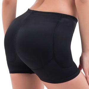 Image 2 - VENI LYNN 4 ฟองน้ำแทรกสะโพก Enhancer Butt Lifter เบาะปลอม Butt Lifter Hip Pads สวมใส่ผู้หญิงกางเกงเบาะกางเกง