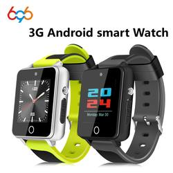 696 Новый S9 Смарт-часы Android 5,1 Mtk6580 1 Гб + 16 GB Поддержка sim-карта TF Bluetooth 4,0 3g gps Wi-Fi SmartWatch с 2,0 Камера IOS