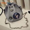 Jasmine Fashion Women Soft Leather Chain Handbag Cross Body Shoulder Messenger Bag Dec13