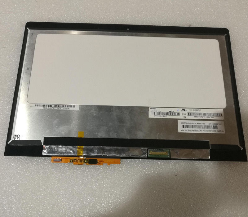 11 6 For Lenovo Yoga 710 11 11isk LCD Screen Touch Digitizer Assembly N116HSE EBC