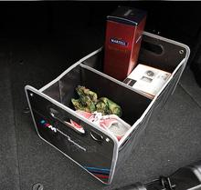 Car Styling New Trunk Folding Storage Box Bag For BMW X1 X3 X5 X6 E36 E39 E46 E30 E60 E90 E92 F30 F35 Accessories High Quality