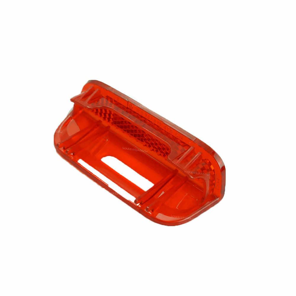 1KD947419 لفولكس واجن جي tta MK5 2005-2010 جولف G TI MK5 MK6 MK7 باسات B6 B7 CC EOS الباب لوحة عاكس ضوء الأحمر البلاستيك