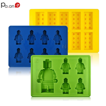 3d Silicone Molds Fondant Molds Ice Cube Tray Chocolate Molds Cookie Stencil Cake Tools Candy Molds Cake Decorating Tools Kids цена