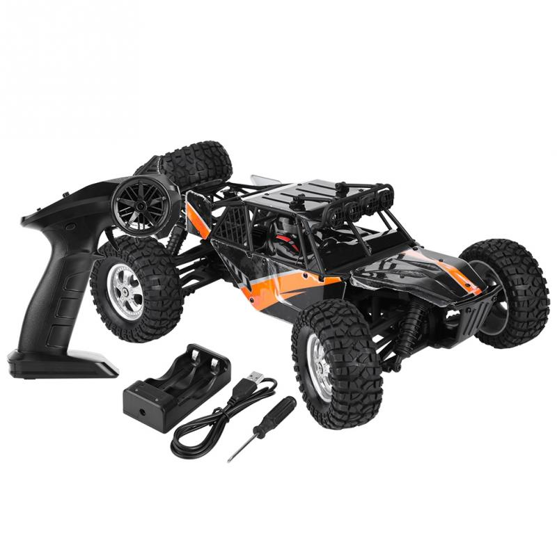 Conscientious Hbx 12815 1:12 2.4ghz 4wd 30 Km/u Rc Car Four-wheel Drive Rc Cross Country Car Rc Auto Off-road Desert Truck Met Led Light Cheap Sales 50%