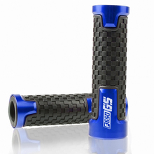 Motorcycle  Accessories 7/8 22MM CNC Aluminum Handlebar GripsHandle Grips Bar Hand For BMW F650GS 2001-2006