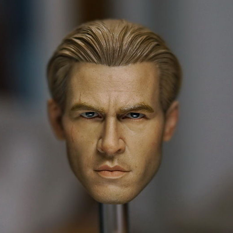 ФОТО Val Kilmer 1/6 Scale US Star Male Head Sculpts Model Toys For 12