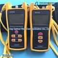 Fibra Óptica Multímetro-70 ~ + 6dBm JW3208A Handheld Medidor De Potência Óptica de Alta Precisão + JW3109 Fonte de Luz Óptica 1310/1550nm