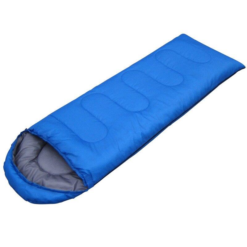 950 кг (190 + 30) * 75 см Открытый 4 сезона водонепроницаемый кемпинг ультра-легкий Портативный aadult Мумия Тип полый хлопок спальный мешок