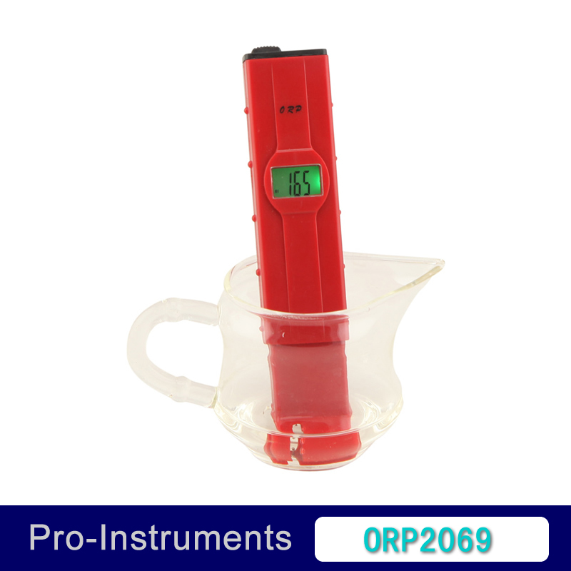 ORP-2069 Digital Pen-type Redox Tester ORP meter tester Water Treatment Monitor ORP2069  цены