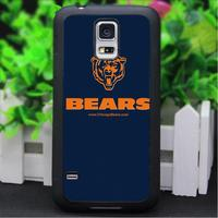 Cool Chicago Bears Phone Case For Samsung Galaxy S3 S4 S5 Note 3 Note 4 Note