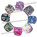 bamboo baby cloth  diaper 1pcs cloth diaper(inner 100%bamboo)+2pcs inserts,pocket style