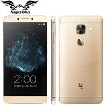 Original Letv LeEco Le Max 2X820 4G LTE Teléfono Móvil 6 GB RAM 64 GB ROM Teléfono Snapdragon 820 Quad Core 5.7 pulgadas 2560x1440px 21MP