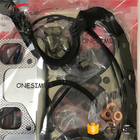 Good quality OEM 8 87811 613 Engine Full head gasket set for isuzu 4JG2