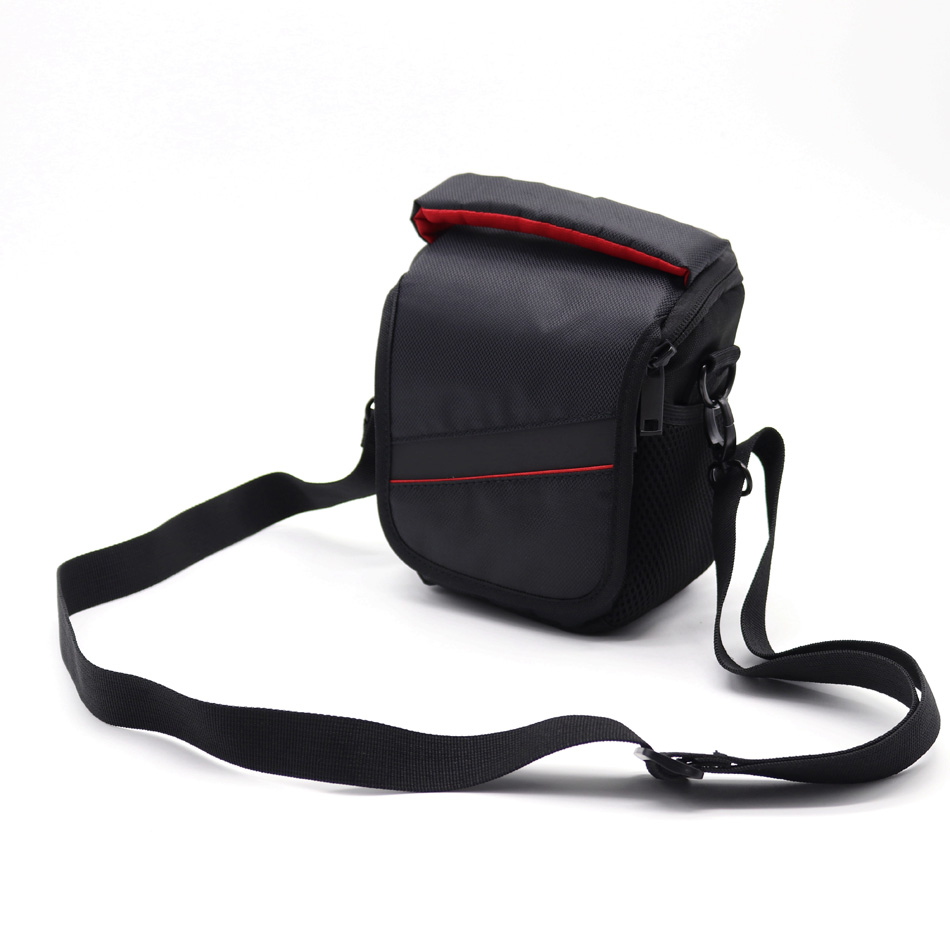 High Quality Camera Bag Case Cover For <font><b>Sony</b></font> RX100 RX1R RX100 Mark II III VI V RX1RII HX90 RX1 W800 W830 <font><b>WX350</b></font> Shoulder Bag Pouch image
