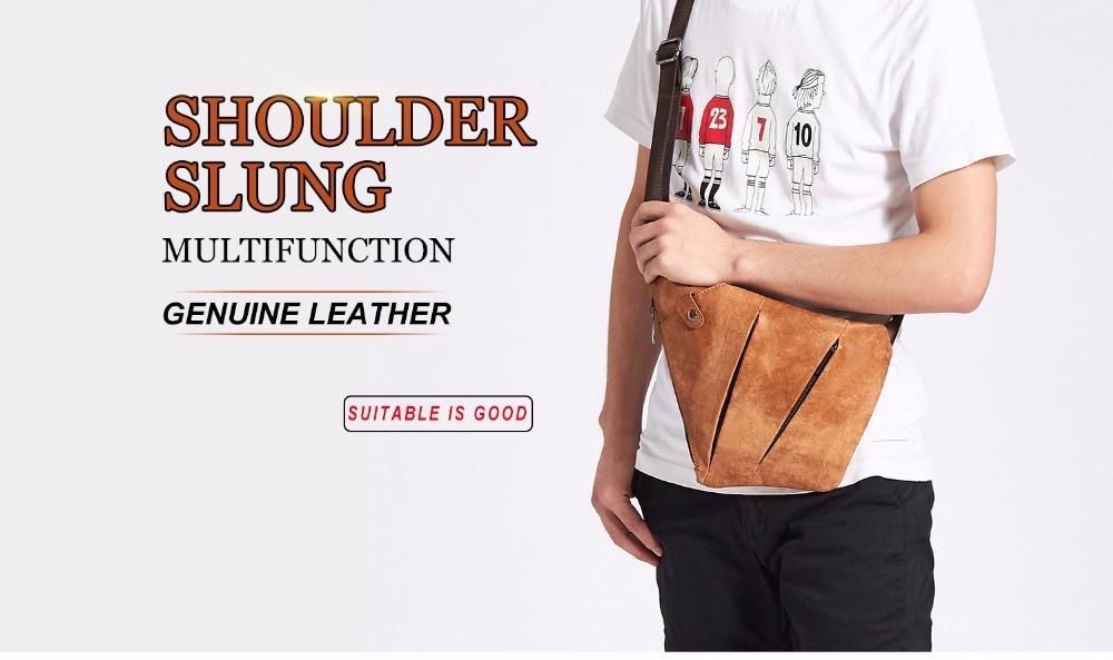 Arrival Shoulder Men's Bag 1