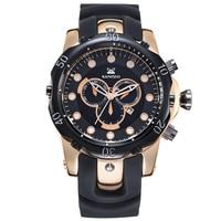 Top Famous Brand Men Military Watch Big Dial Wristwatch Grande Relogio Masculino De Luxo Luxury Men