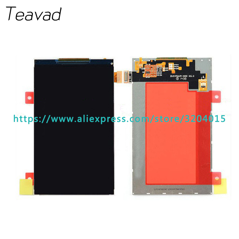 DHL 50pcs/lot High Quality 4.5 For Samsung Galaxy Core prime G360 G361 LCD Display Screen Repair Parts + Tracking Code