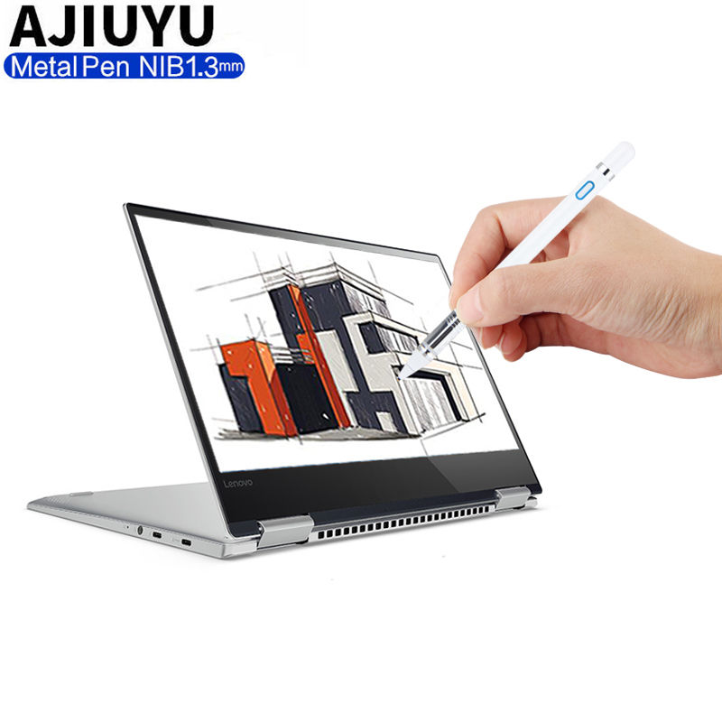 Pen Active Stylus Capacitive Touch Screen For Lenovo YOGA 720 710 920 910 900s 6 7 Pro 5 4 ThinkPad New S3 S2 S1 X1 Laptop Case rsd derby cover timing timer covers 6 holes cnc deep cut black chrome aluminum for harley sportster xl 2004 2005 2014 2015 2016