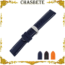 Silicone Rubber Watchband for Fossil Watch Band 22mm Loop Be