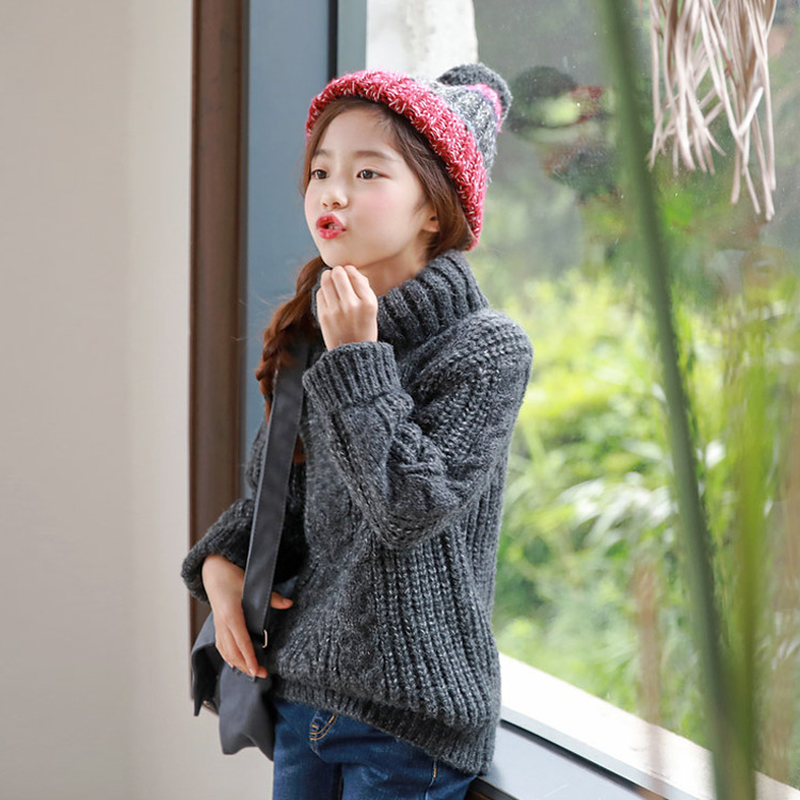2018 New Autumn Kids Turtleneck Sweater Children Long Sleeve Coat Girls Sweaters Baby Tops Boys Toddler Basic Sweaters,#3450 autumn winter children turtleneck kids sweaters 10 solid colors girls sweater boys pullover basic shirt 2 10 years