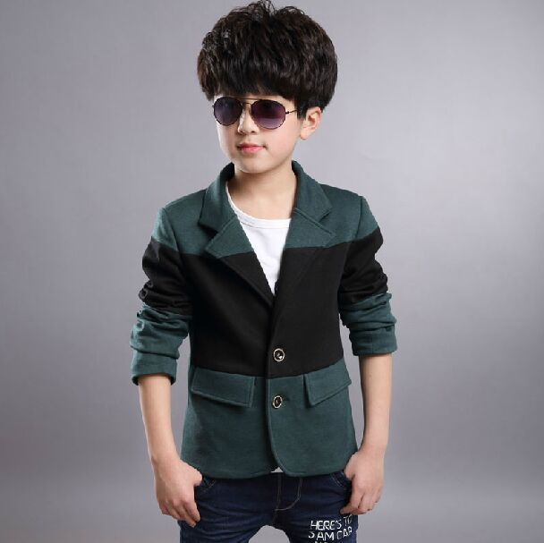 kids boys clothes new fashion boy coats and jackets korean version