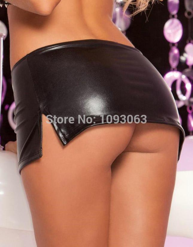 Super hot mini skirt