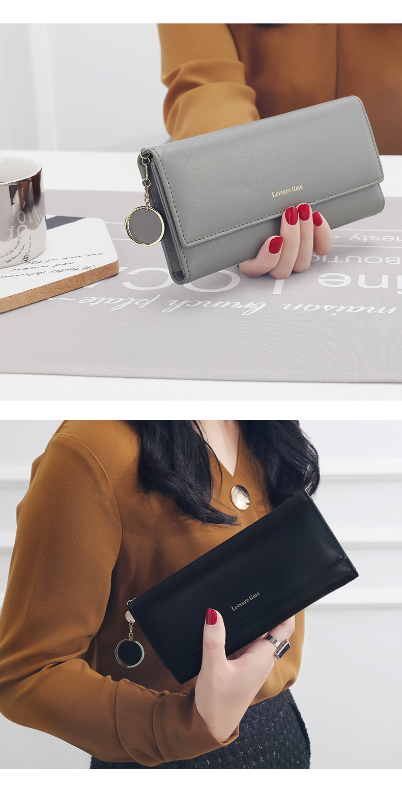 Пол:: Женщины; фиолетовый кошелек; бумажник женщин; Основной материал:: ПУ;