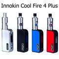 Nueva Original Innokin coolfire IV Plus Kit con iSub G tanque o iSub A Apex tanque Starter Kit 70 W coolfire IV Plus VS platino MM