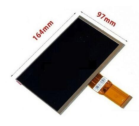 Witblue New LCD display Matrix for 7 TT7024MG Tablet LCD Screen panel Module Replacement
